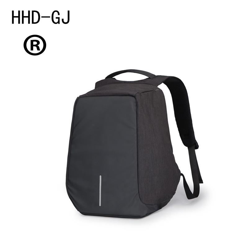 HHD-GJ Anti theft laptop bag backpack 15.6 inch 14 inch 13 inch 17 inch men and women computer bag travels bag woman backpack