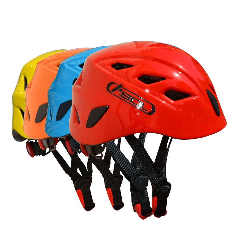 New High Quality And Durable Outdoor Helmet Cimbing EPS+PC For Caving Rescue Downhill Professional Mountain Sports