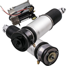 Сзади L + R пневматическая подвеска компрессор для BMW 7 серии комплект для E65 E66 745i 745Li 37106767863 37106778799 37126758573 37126785537