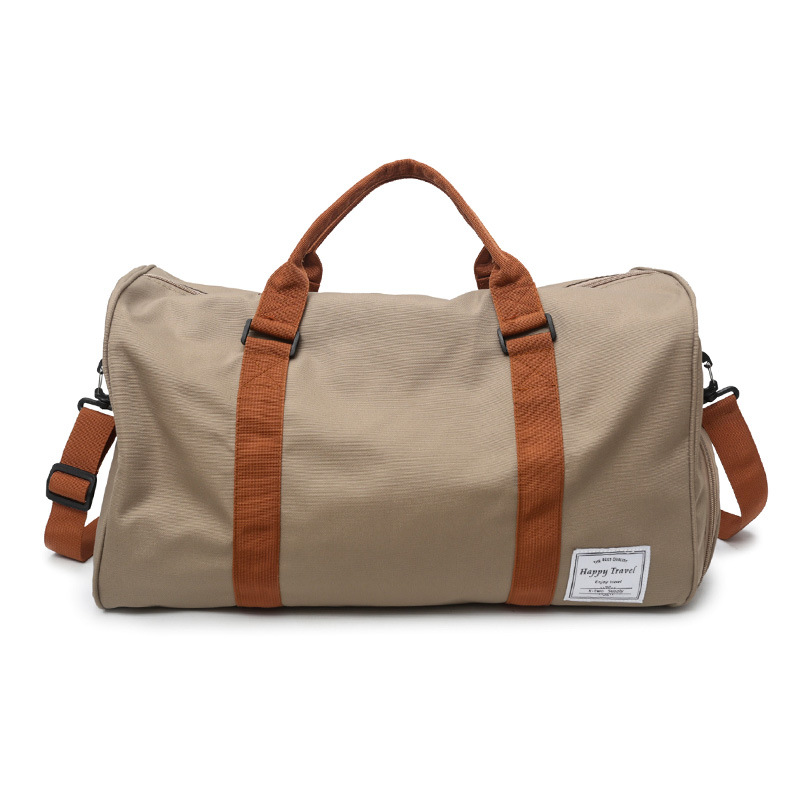 Overnight Weekend Traveling Bag Ladies Handbag Big Travel Bag Light Luggage Men's Foldable Duffle Bags