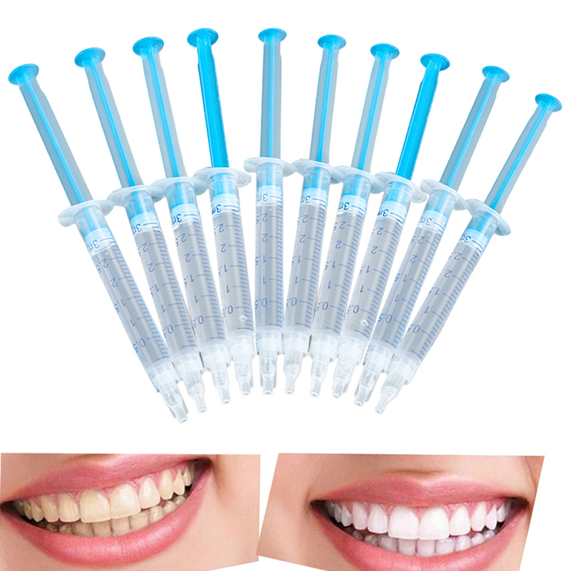 3/15/30ml Dental Equipment Teeth Whitening Oral Care Agent Cold Peroxide Dental Bleaching System Oral Gel Kit Tooth Whitener