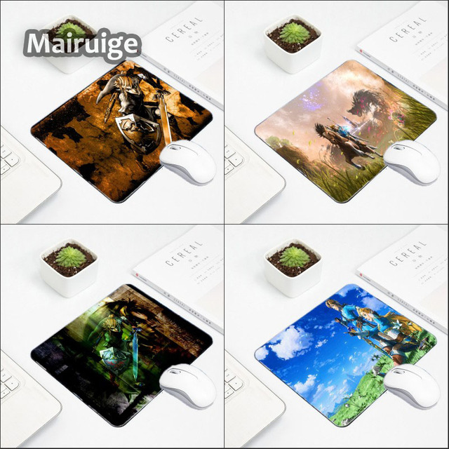 mairuige unique style rubber table mouse pad game gaming table