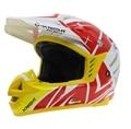 Ece aprobado caballero marca mx casco motocross casco de la motocicleta cascos párr moto s m l xl xxl