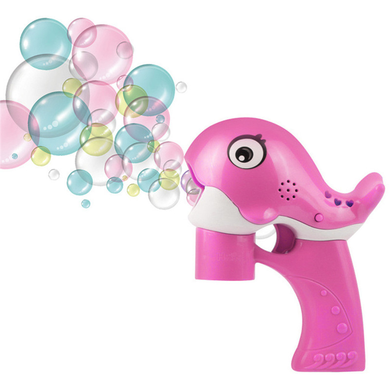 Amicable Cute Whale Bubble Machine Electrictoy With Sounds And Music For Kids Sweet Lovely Summer Outdoor Game Toys 30ma15 Sales Of Quality Assurance Bubbles