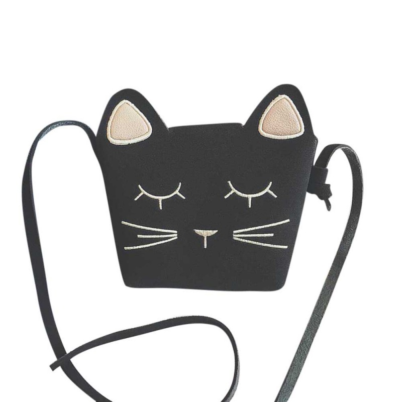 Bags for Girls Lovely Cat Mini PU Messenger Bags Princess Style Kids for Kids Wallets cute for babyBags for Girls Lovely Cat Mini PU Messenger Bags Princess Style Kids for Kids Wallets cute for baby
