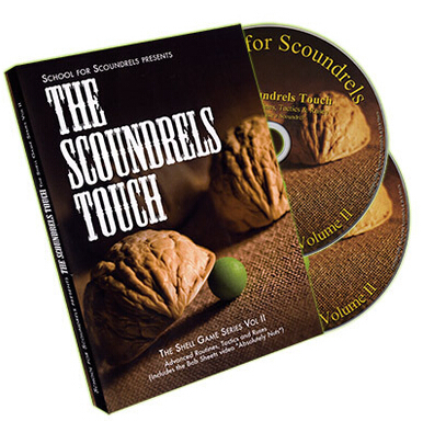 Scoundrels Touch By Bob Sheets Hadyn&Anton -magic