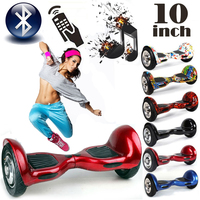 4 4 8 8A Samsung Battery 10 Inch Electric Hoverboard Hover Board Bluetooth 2 Wheel Smart