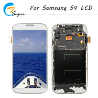 ET Super 5PCS 5 Inch 1920 1080LCD For Samsung Galaxy S4 I9500 I9505 LCD Display Screen