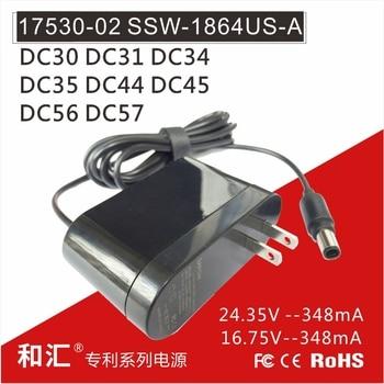 Nuevo 17530-02 SSW-1864US-A cargador/adaptador de CA para Dyson DC30 DC31 DC34 DC35 DC44 DC45 DC56 DC57 envío gratis