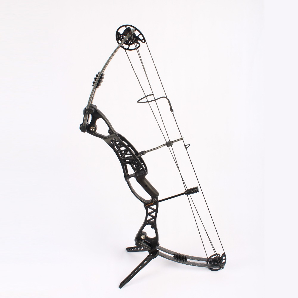 Rechterhand en linkerhand Magnesium 60lbs Hunting Compound Bow