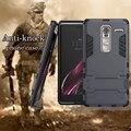 Пк и тпу Гибридный Противоударный Броня телефон случае для LG Нулевой организатор случаи Обложка для LG Класса anti-knock случае