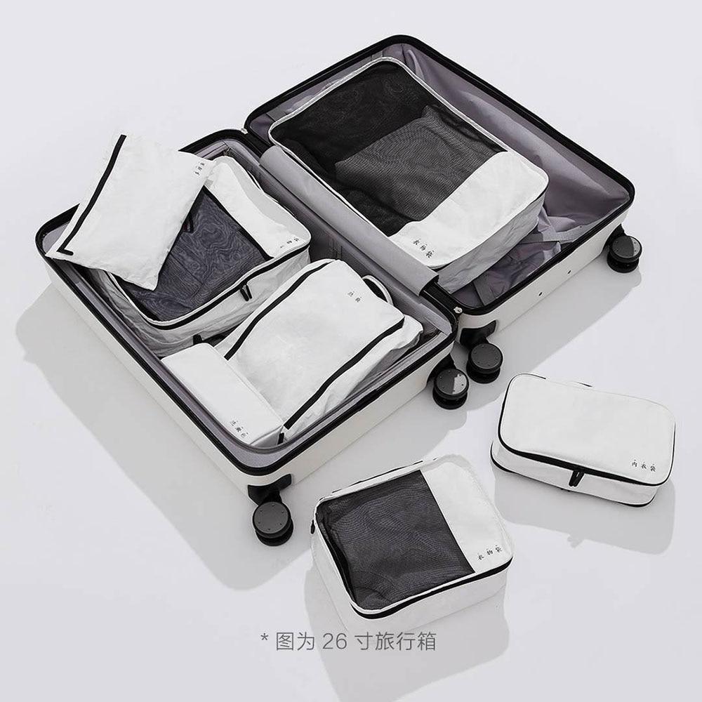 xiaomi mijia 90fun dupont paper storage organizer bag portable