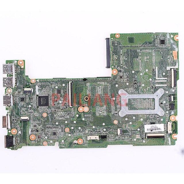 PAILIANG laptopa płyta główna do HP 430 G3 440 G3 I3-6100U PC płyty głównej płyta główna 826403-001 826403-601 DA0X61MB6G0 tesed DDR3