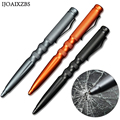 Tactical Pen Self Defense Glass Breaker Emergency Survival Gear Aluminum Refill Outdoor Multi-Function Weapons Tungsten Steel