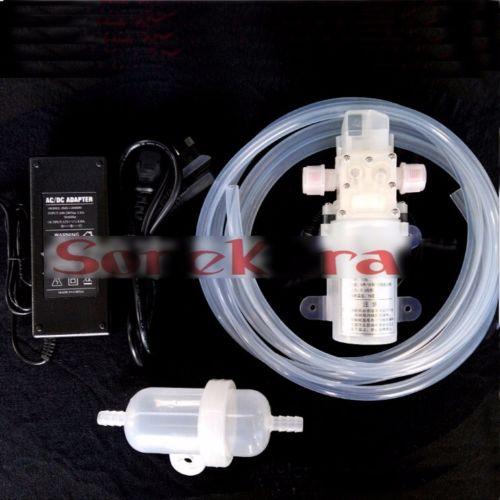 Sanitär Pumpen Intellektuell Ein Satz Dc 12 V 70 Watt Selbstansaugende Membran Lebensmittelqualität Pumpe 360l/h Milch Rotwein QualitäTswaren
