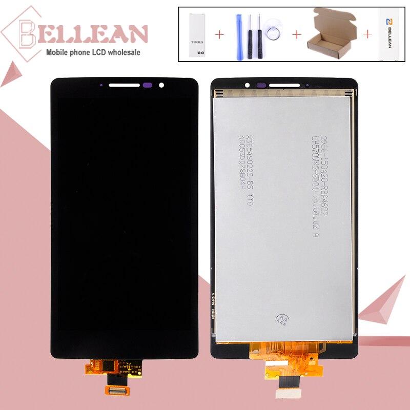 1 Pcs Ls770 Display Catteny Für Lg G Stylo Lcd Display Touchscreen Digitizer Montage Mit Rahmen G4 Stylus H540 Lcd + Werkzeuge Eleganter Auftritt