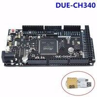 Due R3 Board DUE CH340 For Arduino ATSAM3X8E ARM Main Control Board With 1 Meter USB