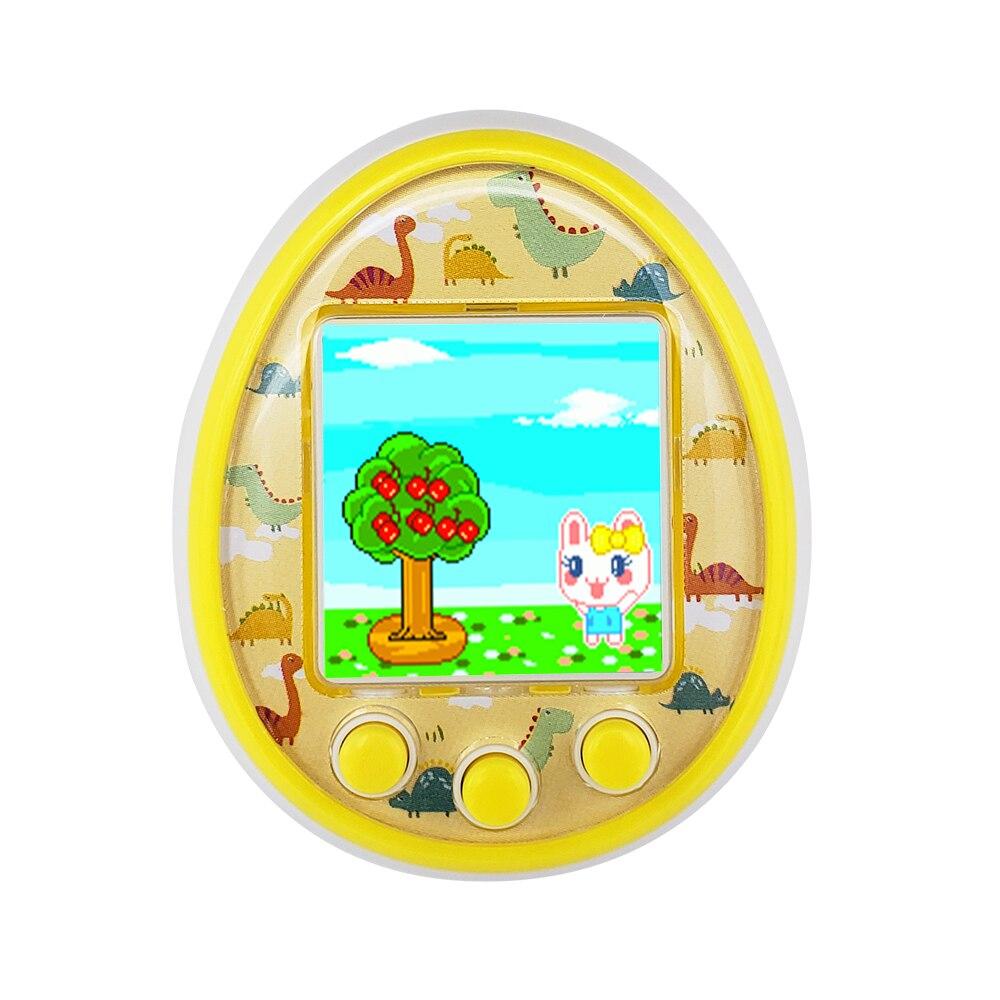 90S Nostalgic Cartoon Electronic Gadgets Electronic Digital Pet Game Dating Machine Handheld Virtual Pet Kids Toy Gift