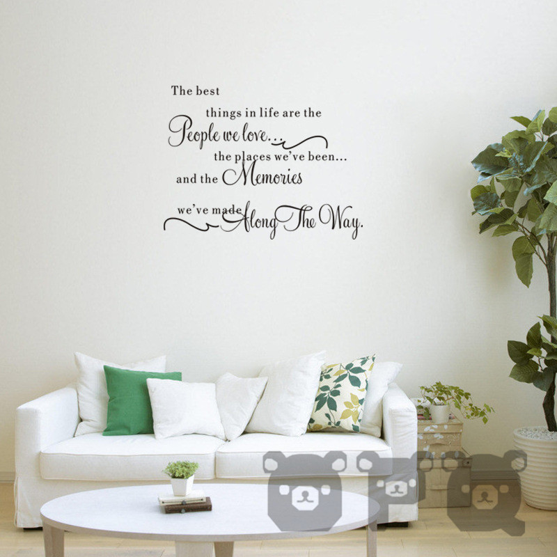 Brilliant Living Room Decals Wall Decals For Living Room On Image Living  Room Decals   Living