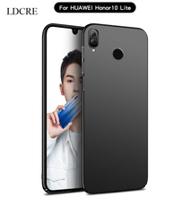 For Cover Huawei Honor 10 Lite Case Ultra Thin PC Slip Protective Hard Fundas