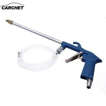CARCHET aire motor pistola limpiador sifón Limpieza de aceite desengrasante solvente jabón 6ft manguera pistola de limpieza de alta calidad