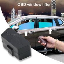 VEHEMO стайлинга автомобилей Авто Окно Ближе открытый OBD Automotic дистанционного Управление сигнализации протектор автомобильные аксессуары для BMW 5/7 серии X3 X4