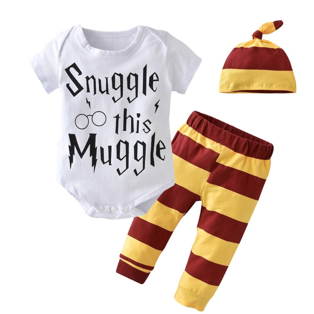 3-PcsSet-2017-Summer-Newborn-Toddler-Baby-Boy-Clothes-Cotton-Short-sleeve-Letter-Baby-RompersPantsHat-Infant-Clothing-Set-3