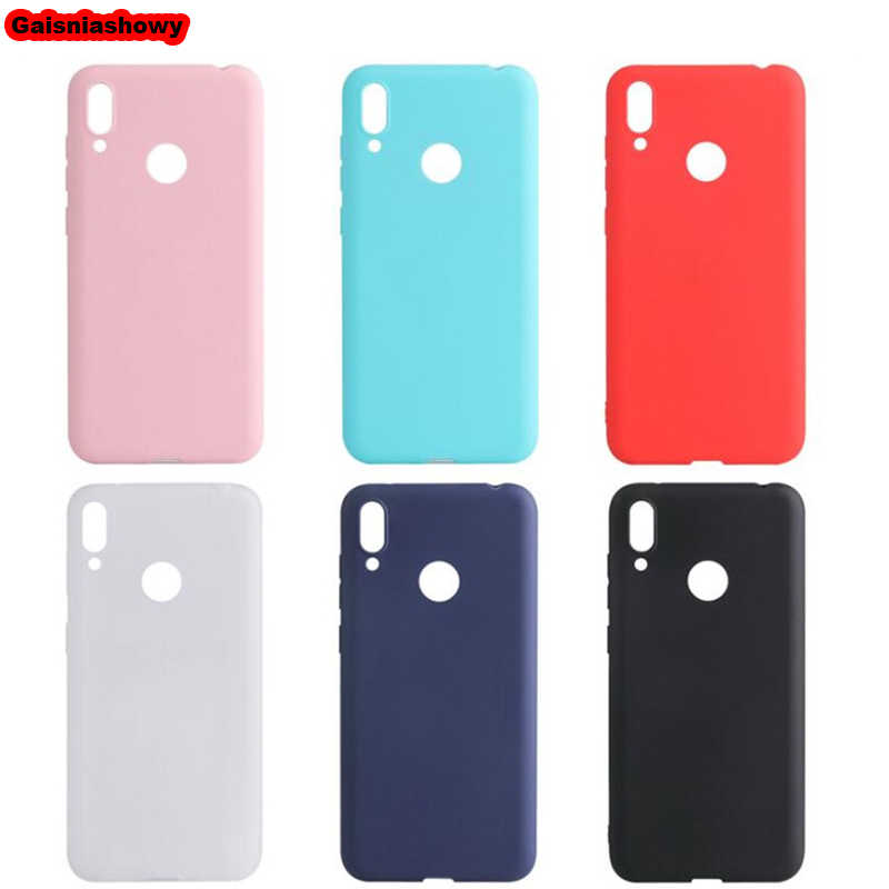 Case For Huawei Honor 8A 8C 8S 8X 9 10 20 Lite V10 V20 9i 10i 20i Play Silicone Cover For Honor 7A 7C RU Version Phone Cases