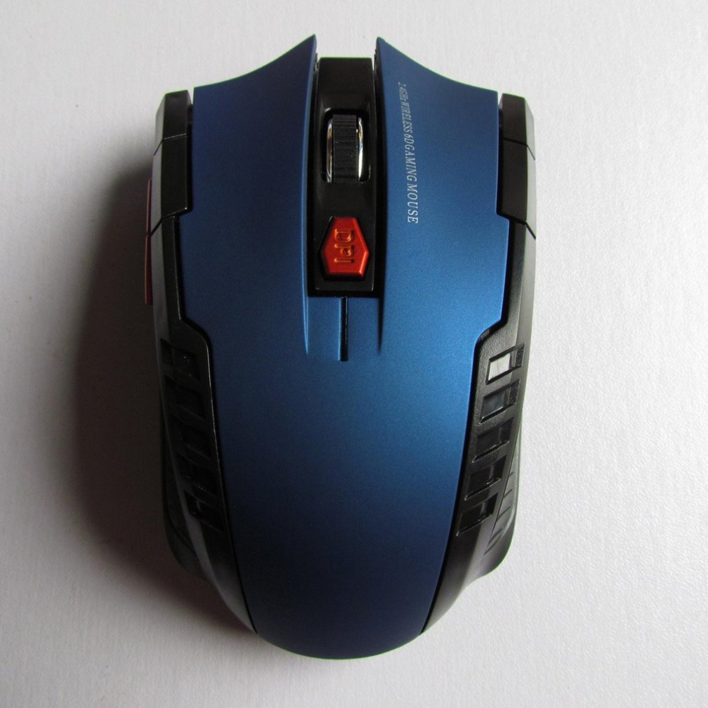 2.4Ghz Wireless USB Gaming Mouse With 6 Buttons Durable 113 Optical Computer Mouse Ergonomic Mice For Laptop For PC Gamer