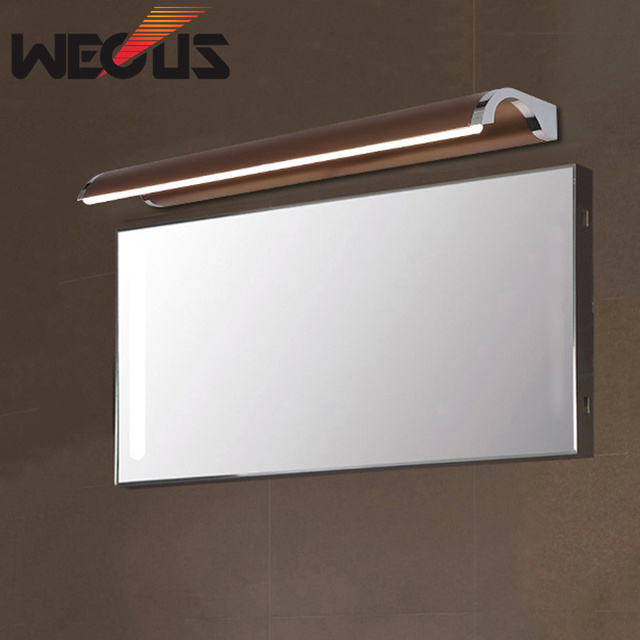 Koffie cosmetische spiegel lamp led mode badkamer wandlamp ...