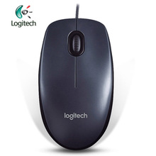 Logitech M90 Wired Gaming Mouse with 1000DPI USB Interface for Windows 10/8/7 Mac OS Chrome OS Support Official Verification