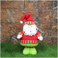 New Arrival 27*19cm Santa Claus Doll Christmas Plush Elderly Toys ,Fashion Christmas Gifts/Ornaments For Chirdern/Friends/lovers