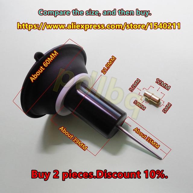 (1 набор $13) HMHonda двухцилиндровый четырехтактный HG125-3A CB-125T Keihin Карбюратор Ремонтный комплект (с плунжером 21,9 мм)