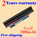 JIGU Replacement Laptop Battery for Acer Aspire One D255  D255-1134 D255E D257 D257E D260  D260-2028 D270  E100 free shipping