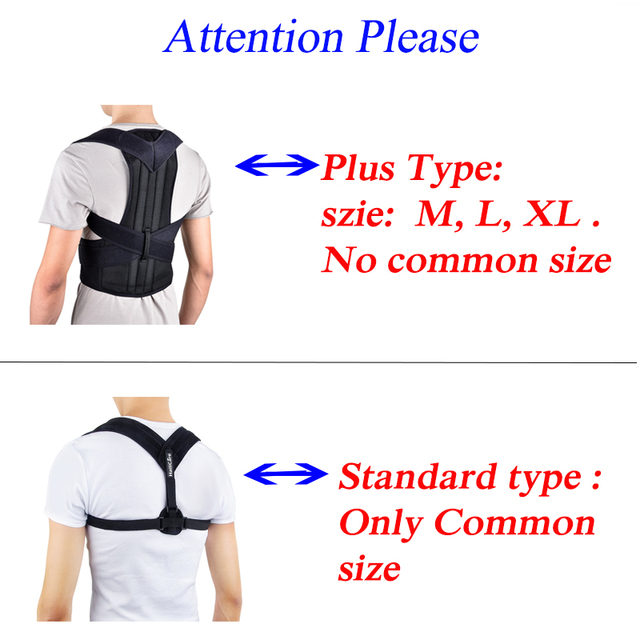 Back Posture Corrector Shoulder Lumbar Brace Spine Support Belt Adjustable Adult Corset Posture Correction Belt Body Health Care