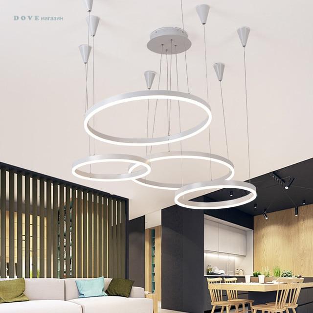 2017 Led Diy Pendant Lights For Living Room Hotel Lobby Lighting Ac110 265v 4