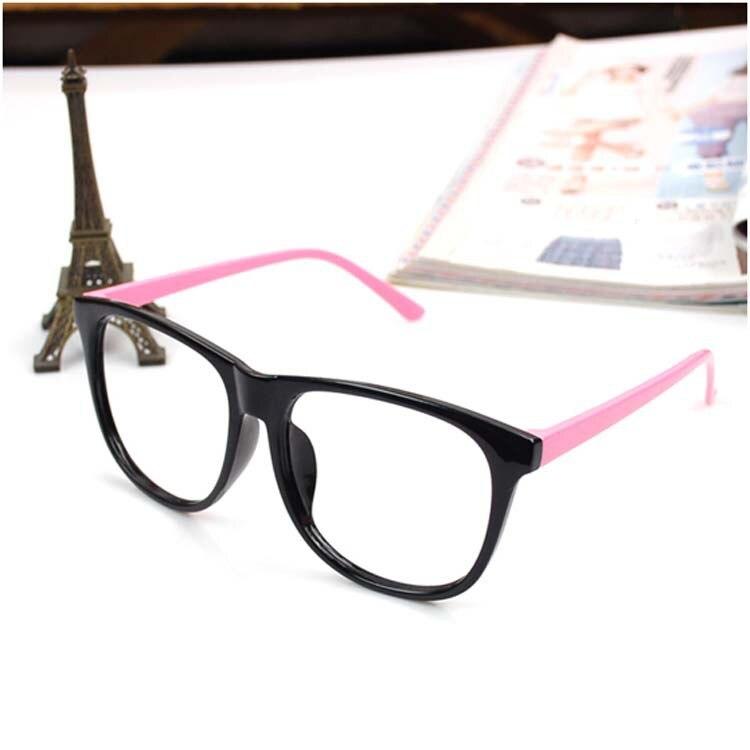 Cute Men Women 2015 new Eye Glasses Frame No Lens Eyeglasses Frames ...
