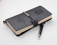38 Leather Traveler journal notebook