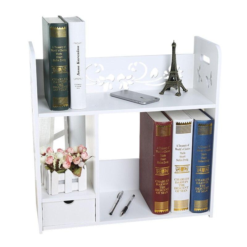 Книгу и полки журнал househpld декора многофункциональный для хранения всякой всячины Стойки косметический figuirnes хранения выводит полки