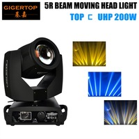 Chinese Exporter 5R Moving Head Sharpy 200W 5R Beam Moving Head Light CE ROHS Certification TOP UHP Lamp Led Stage Lighting
