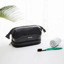 ZW040 यात्रा के सामान वॉश बैग, पुरुषों और महिलाओं की यात्रा फिटनेस स्टोरेज बैग वॉटरप्रूफ कॉस्मेटिक बैग, 23 * 13 * 15 सेमी