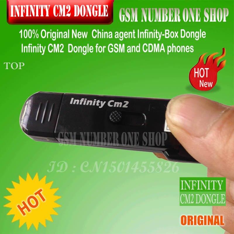 Gsmjustoncct 2019 d'origine nouvelle Chine agent Infinity-Boîte Dongle Infinity CM2 Dongle Boîte pour GSM et CDMA téléphones Livraison gratuite - 3