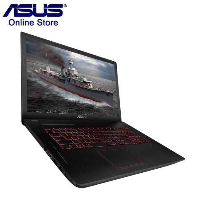 "ASUS Laptop ZX53VD Computer 4GB RAM 1TB ROM Window 10 Pro System 15.6"" 2.5GHz Intel i5 7300HQ SSD HDD 4GB GDDR5 Nvidia Notebook"