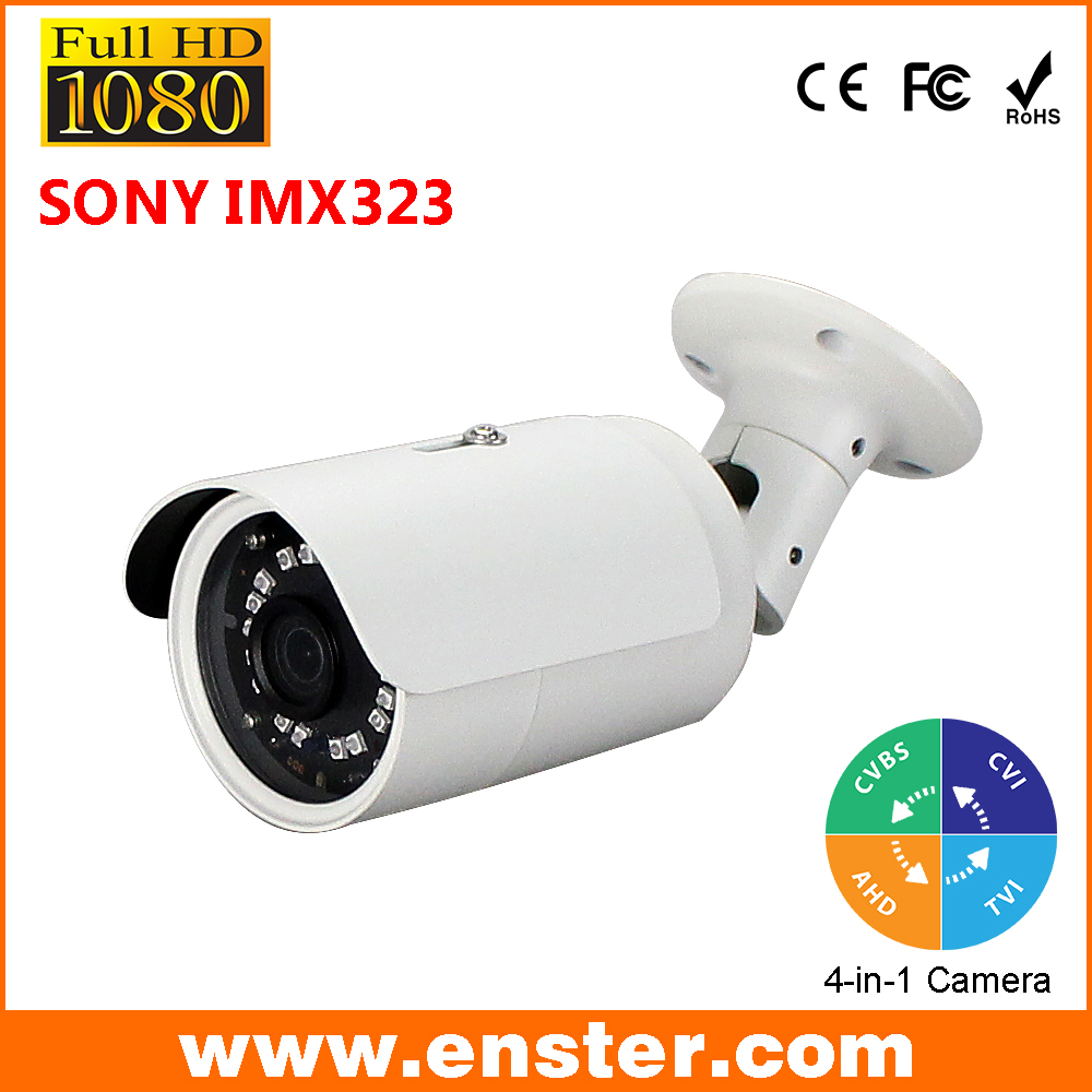 ФОТО ENSTER ip68 ahd camera Waterproof 2 .0mp CCTV Security System With 3.6MM Board Lens ahd camera 1080p