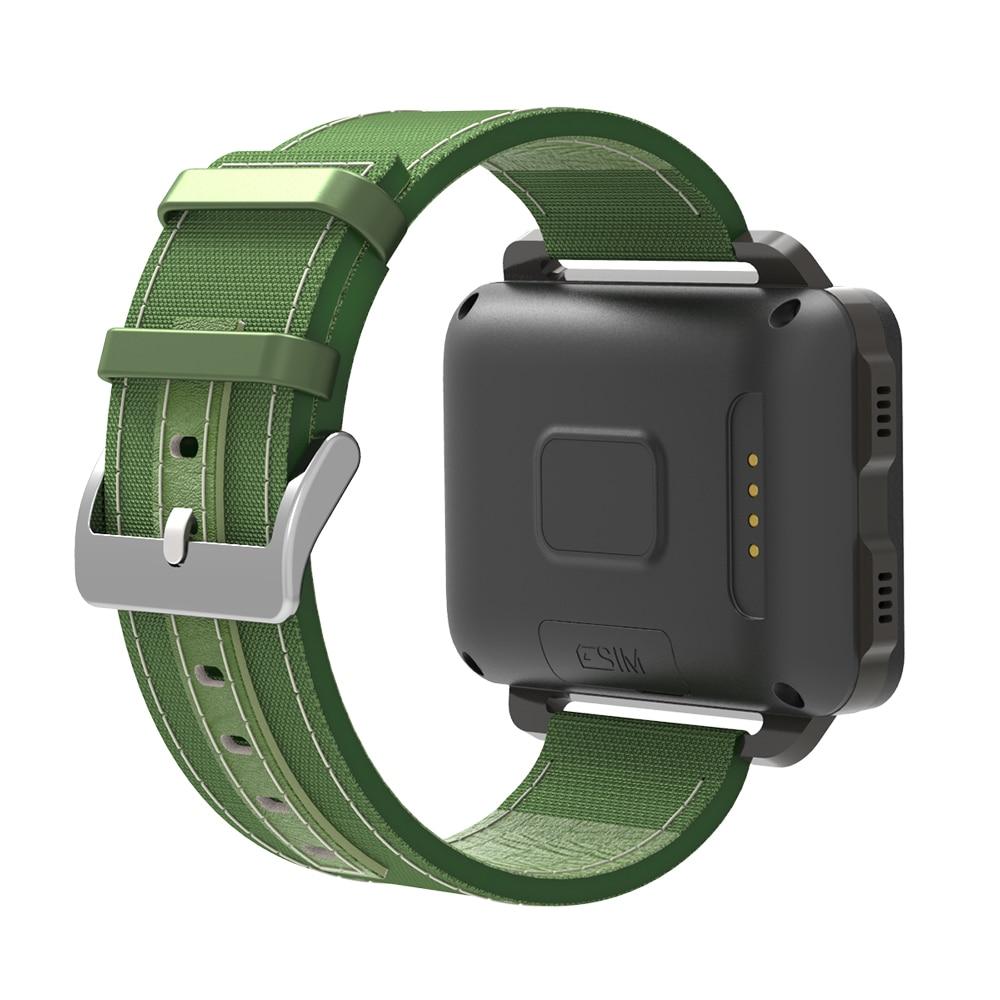 LEMFO LEM4 Pro 3G Smart Watch Android Phone Support GPS SIM Card MP4  Bluetooth WIFI Smartwatch 1GB +16GB 1200mAh Wrist Watch Men