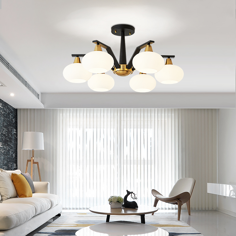 Nordic Lighting Living Room chandelier lighting Modern Style Restaurant lights Individual Household Bedroom Lamp