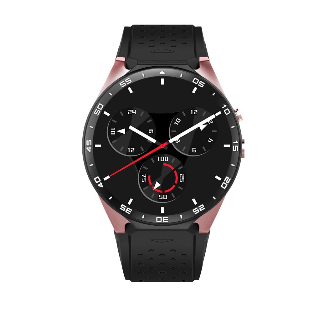 KW88 smart watch Android 5.1 OS 1.39 inch Amoled Screen 3G wifi Smartwatch Phone MTK6580 GPS Gravity Sensor Pedometer imacwear sparta m7 1 54 inch touch screen 3g smart watch phone ip67