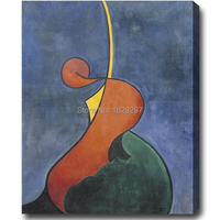 buy paintings online Hand painted Oil 'Abstract' Canvas Art Painting Gallery high quality modern decorative painting