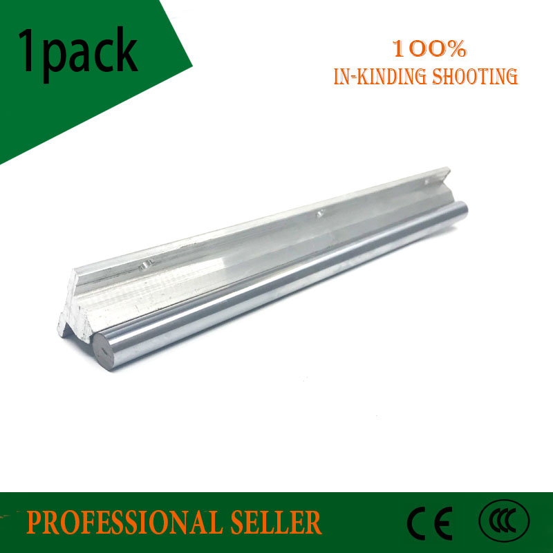 Image 4 - 10mm Linear Rail 2pcs SBR10* 200/300/450mm +4pcs SBR10UU Linear Guide  Linear Motion Ball Bearing Blocks For CNC Linear Shaft-in Linear Guides from Home Improvement