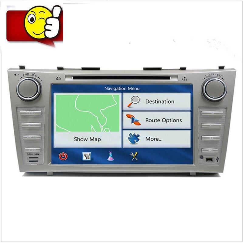 imágenes para Android coches reproductor de DVD para Camry Tofyota 5.1.1 2006 2007 2008 2009 2011 Coches Reproductor de DVD de Navegación GPS Radio Central Multimedia
